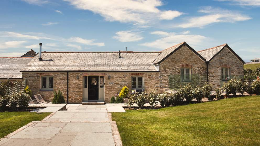 Quality and comfort are the priority here, and being close to Padstow and the wilds of the North coast makes this an exceptional property to explore from