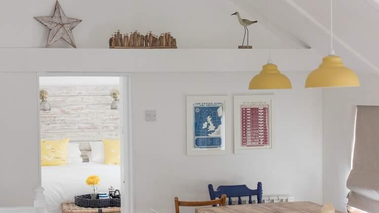 Creel Cottage  - Sleeps 5 + cot - Mousehole