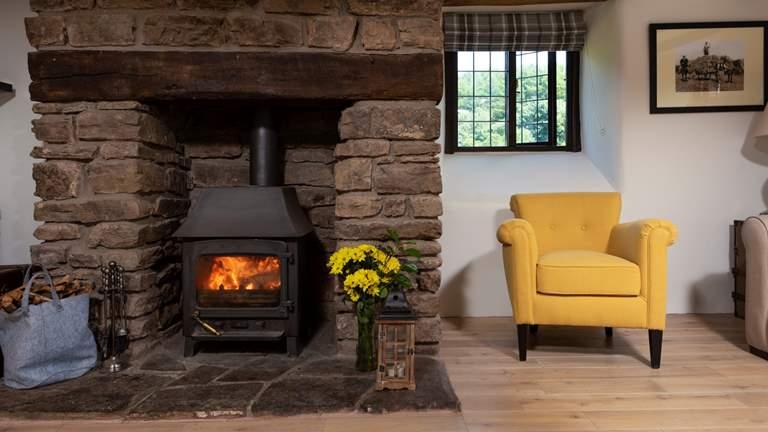 Corn Mill - Sleeps 8 + cot - Exmoor