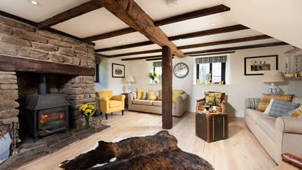 Corn Mill - Exmoor, Sleeps 8 + cot in 4 Bedrooms