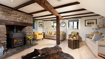 Corn Mill - Exmoor, Sleeps 8 + cot in 4 Bedrooms