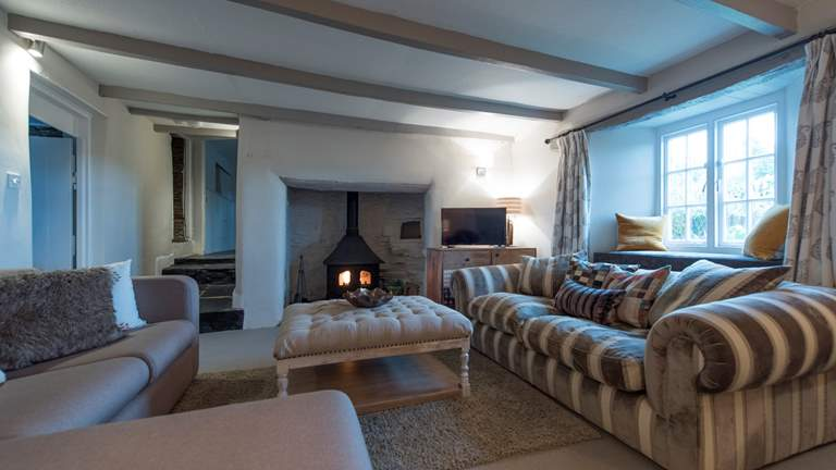 Tregonce Farm - Sleeps 10 + cot - Padstow