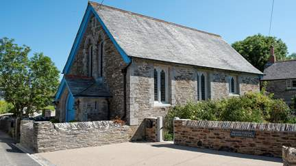 Seraphina - 3.4 miles S of Padstow, Sleeps 4 in 2 Bedrooms