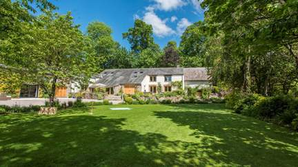 Eadric House - Dartmoor, Sleeps 22 + 4 cots in 11 Bedrooms
