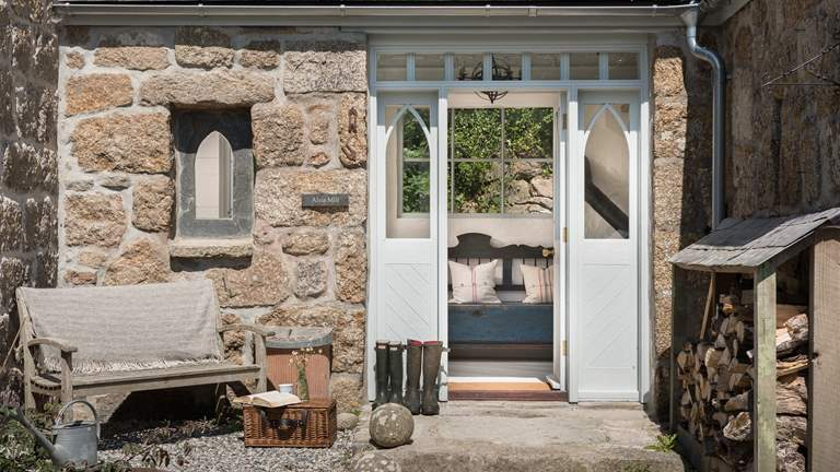 Alsia Mill - Sleeps 11 + cot - Sennen