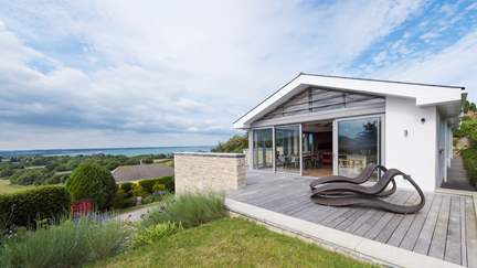 Seascape - Isle Of Purbeck, Sleeps 8 in 4 Bedrooms