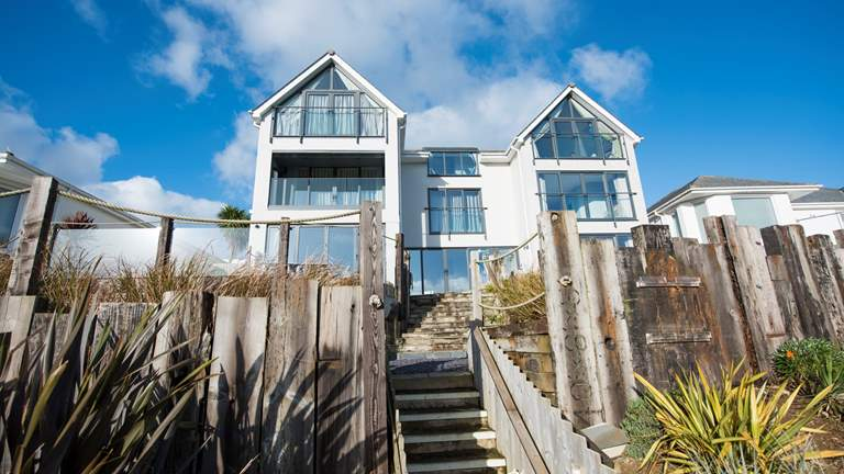 Pebble House - Sleeps 12 + 2 cots - Mevagissey
