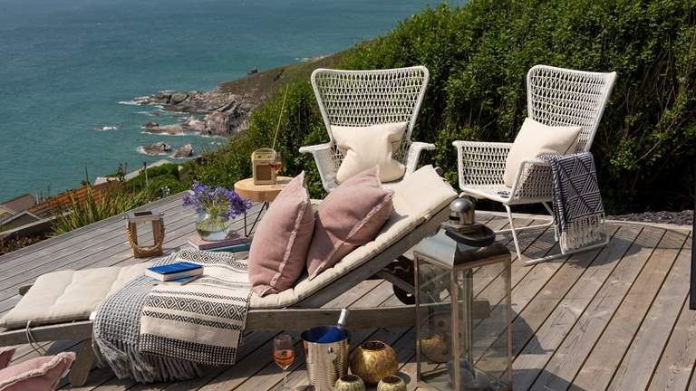 Little Sur - Sleeps 4 + cot - Whitsand Bay