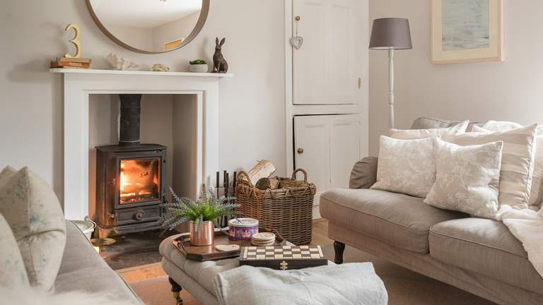 Kitty's Cottage - Sleeps 4 + cot - St Agnes