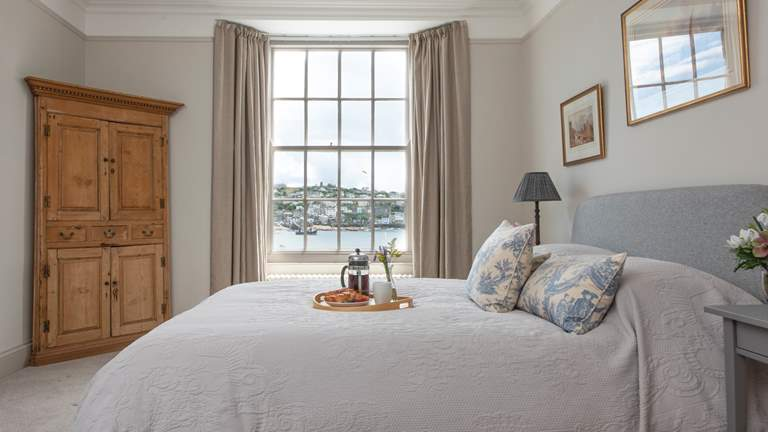 Beaufort House - Sleeps 8 + cot - Fowey