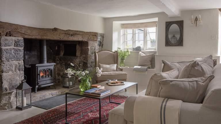 April Cottage - Sleeps 4 + cot - Chagford