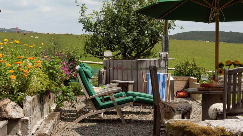 With uninterrupted views of Bodmin Moor, Smuggler's is the ultimate spot for complete relaxation.