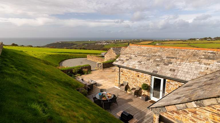 Tremanon - Sleeps 4 + cot - Trebarwith Strand
