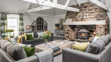 Rivendell - Boscastle, Sleeps 10 + cot in 5 Bedrooms
