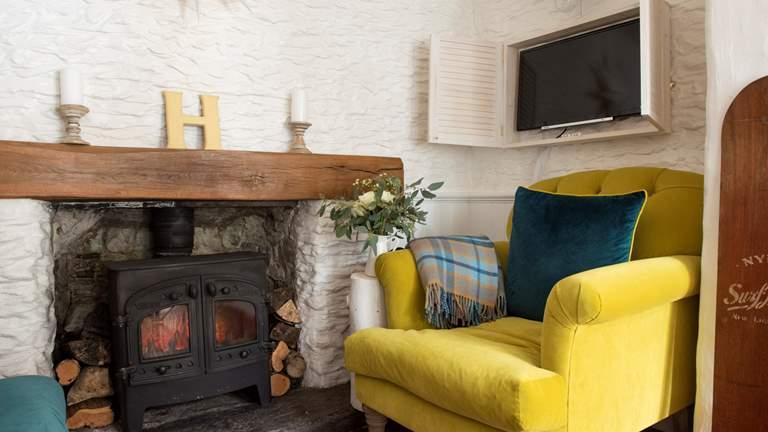 Hideaway Cottage - Sleeps 2 + cot - Polperro