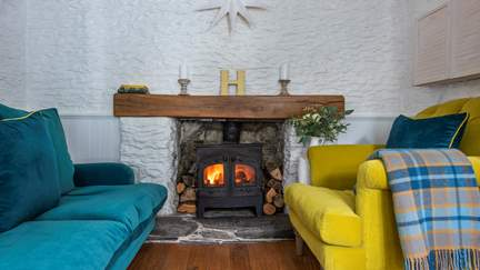 Hideaway Cottage - Polperro, Sleeps 2 + cot in 2 Bedrooms