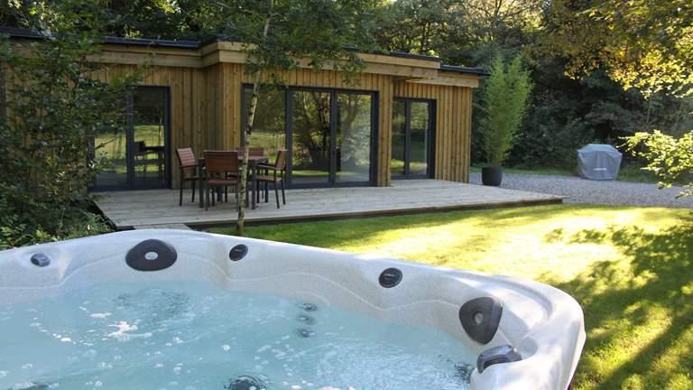 New England Lodge - Sleeps 4 + cot - Newton Ferrers