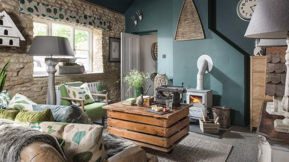 The Skirret, our luxury cottage in the Cotswolds...