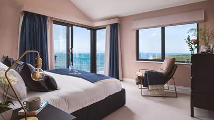 Vincis - Portreath, Sleeps 8 + cot in 4 Bedrooms