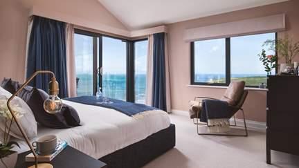 Vincis - Portreath, Sleeps 8 + cot in 4 Bedrooms
