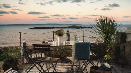 Rocksalt - Mousehole, Sleeps 4 in 2 Bedrooms