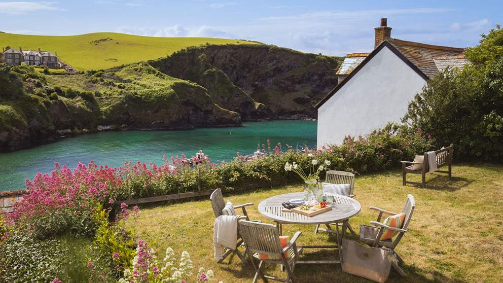 A former fisherman's cottage, the 200-year old home has today been lovingly restored by its owner to become a haven of luxury