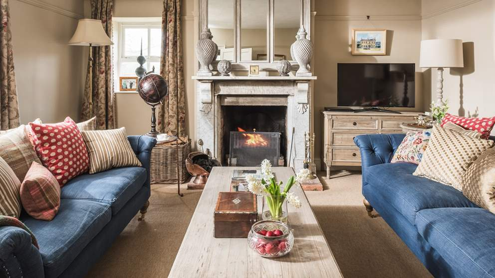 Step inside, and you'll find a stunning, lovingly restored homestay with beautiful interiors