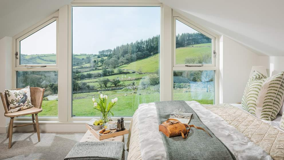 Lie-ins will never be the same after a stay at Bucklebury