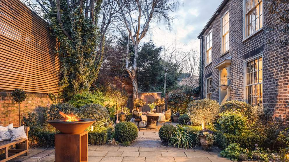 St Mary's Cottage is a little haven in the heart of York