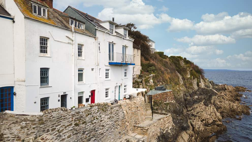 This waterside beauty with picture-perfect views is a must for seaside lovers