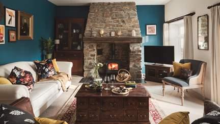 Burroughs - 12.5 miles NW of Tavistock, Sleeps 8 + cot in 4 Bedrooms