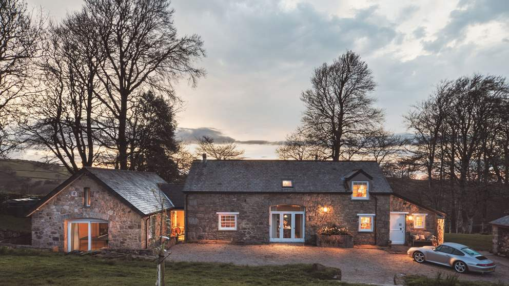 Gorgeous Pastourelle, our stunning cottage in the heart of Dartmoor