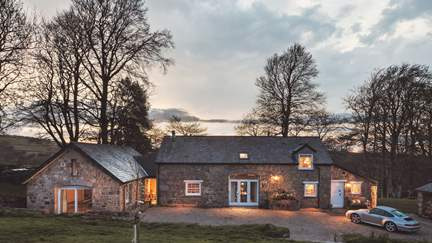 Pastourelle - 2.8 miles SE of Chagford, Sleeps 6 in 3 Bedrooms
