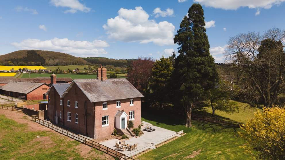 Brick House Farm is a perfect countryside escape