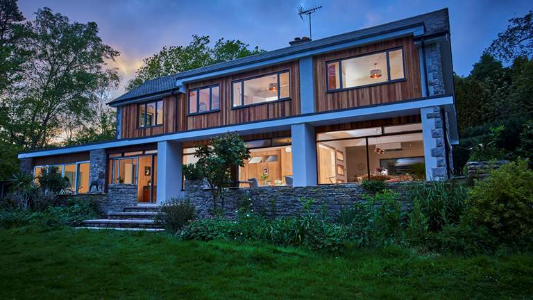 luxury cottage in cornwall