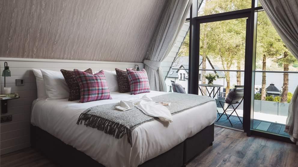 This retreat boasts three extraordinary bedrooms