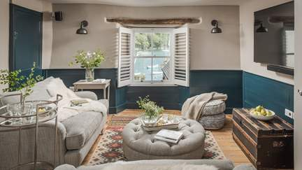 The Mariner's House - Fowey, Sleeps 8 + cot in 4 Bedrooms
