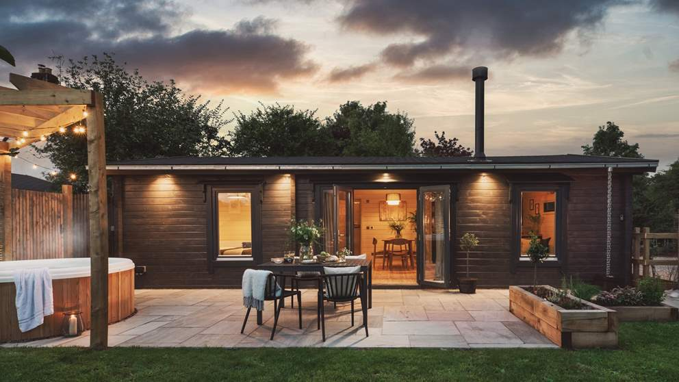 Orchard Lodge, our dreamy retreat deep in the Wiltshire countryside
