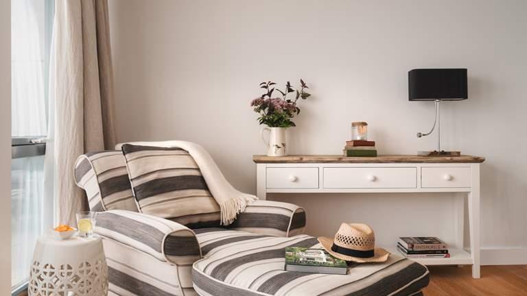 East Penthouse - Sleeps 2 + cot - St Ives