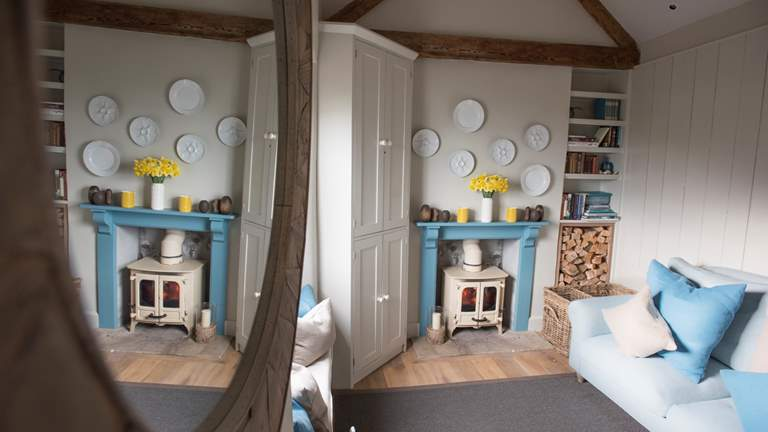 The Blue House - Sleeps 4 + cot - Portloe