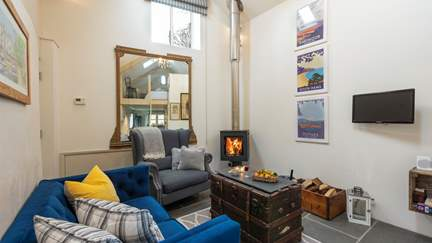 Little Waddons - 2.7 miles N of Totnes, Sleeps 2 in 1 Bedroom